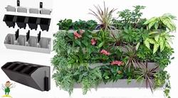 vertikales Gartensystem